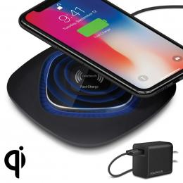 Chargeur Sans-fil Qi Power Pad Naztech 10W