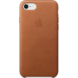 Etui en cuir iPhone 6 / 6S Brun