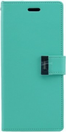 Rich Diary iPhone Xs Max Turquoise