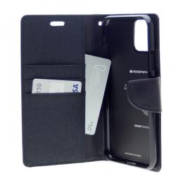 Canvas Diary - iPhone 11 Noir