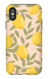 Kase Me iPhone X / XS - Lemoncello