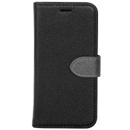 B.E. Folio Case Noir/Gris iPhone XS Max