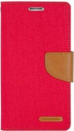 Canvas Diary Samsung Galaxy S9 Plus Rouge