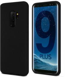 SF Jelly Samsung Galaxy S9 Plus Noir