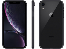 Cell iPhone XR 64 Go Noir