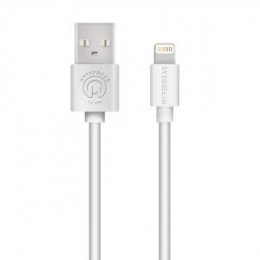 Hypergear Cable USB MFI 6 pieds Blanc