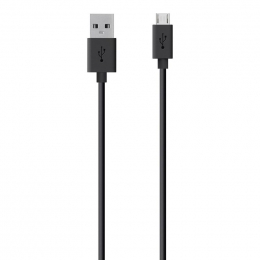Belkin - Cable Micro USB 1.2M Noir