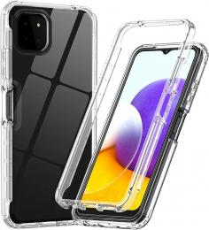 Etui Samsung Galaxy A22 - Transparent