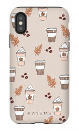 Kase Me iPhone X / XS - Latte