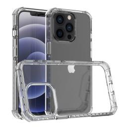 B.E. DropZone iPhone 13 Pro Max Clear / Noir