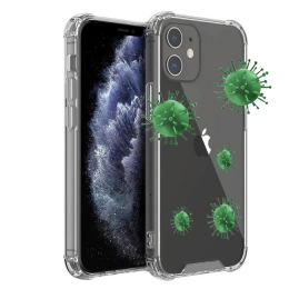 B.E. DropZone iPhone 12 Mini Clear